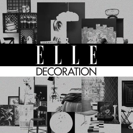 Black & White - Brought to You by Elle Décor
