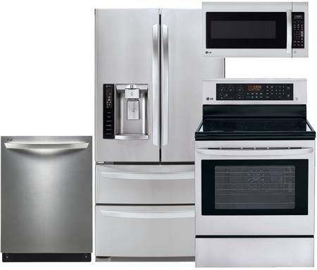 LG 385365 Kitchen Appliance Packages