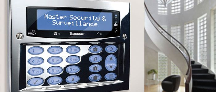 master-ss has most advance these security system  for protect you home.
