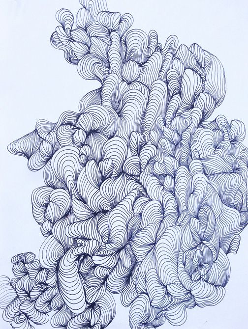 Line And Form In Art : Best images about describing form with line abstract