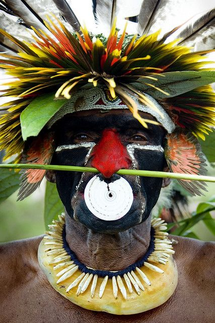 Papua New Guinea © Eric Lafforgue