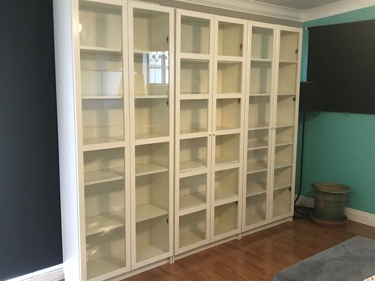Best 25+ Bookcase With Glass Doors Ideas On Pinterest