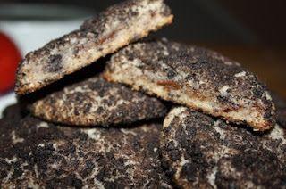 Växelhäxans Bak & Matblogg: Oreo cream cheese cookies
