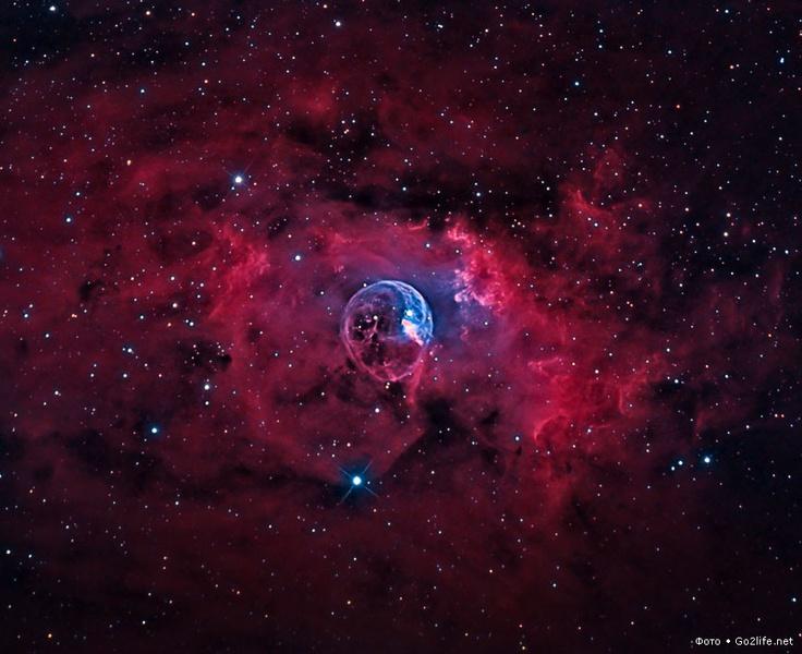 9 фото. Глубокий космос - фантастические кадры далеких галактик » Ты увидишь мир. Большие фото