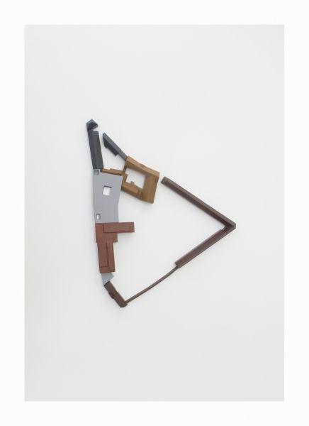 maquette bovenzicht Z33 - Francesca Torzo