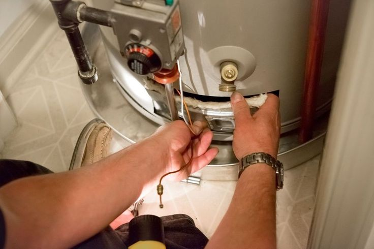 No one likes a cold shower, so ensure your water heater keeps doing its job by maintaining it!