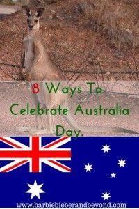8 Ways To Celebrate Australia Day, how will you be celebrating? #australia #Australiaday
