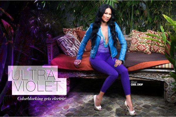 Kimora Lee Simmons in Miami Bright Jeans ad for JustFab.com.: Kimora Lee Simmons, Jeans Ads, Baby Phat, Bright Jeans, Fashion Faded, Colors Design, Kimora Style Grace Le, Colors Denim, Colors Blocks