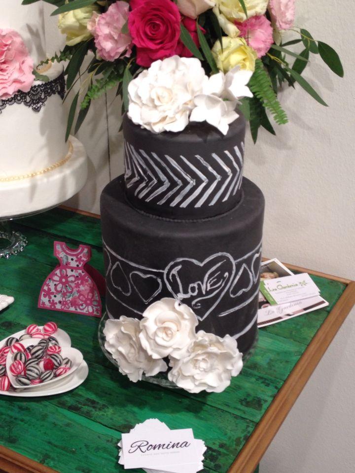 Lavagna cake
