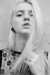 Veronika Smolikova NEVA Models  shot by Maimouna Barry