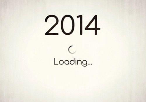 Happy New Year Ideas: 2014, loading