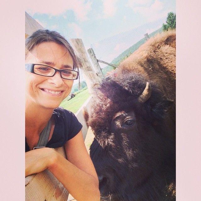 Terre des bisons, Rawdon | #rapprochezvous #lanaudiere