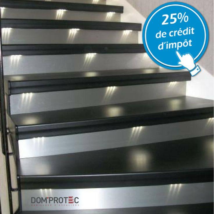 Souvent Les 25 meilleures idées de la catégorie Antidérapant escalier sur  XB35