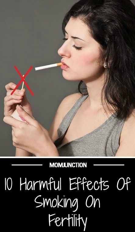 10 Harmful Effects Of Smoking On Fertility: Dear women and men, it seems that you are one among the many to have misconstrued the warnings of smoke and its harms.Read More..........!