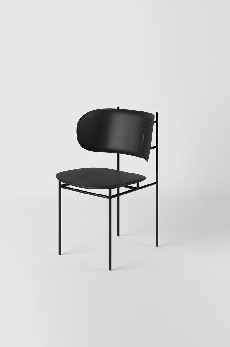 H.3 Chair by Regular Company #minimal #leibal