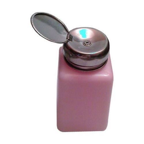 Dozator Acetona cu capac metalic 120 ml @ BeaShop.ro