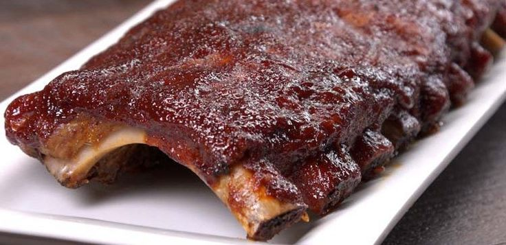 Baked BBQ Ribs with Dry Rub & BBQ Sauce Recipe | TipHero