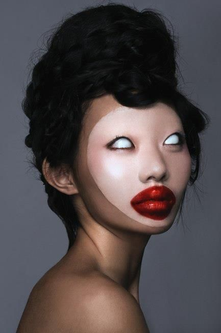 Photo Ann Anya Kozyreva Hair Tatyana Tat'yana Delicada Pogosyan | Artistic Makeup