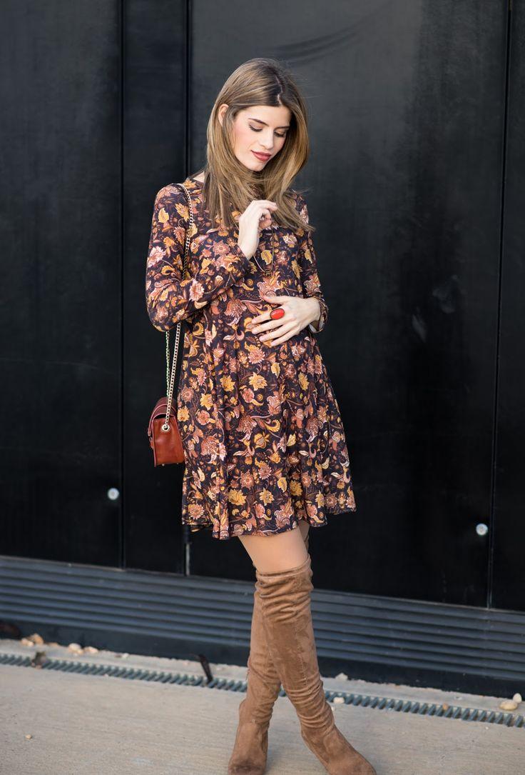 pregnancy | maternity outfits | Ms Treinta - Blog de moda y tendencias by Alba. - Fashion Blogger -: Vintage
