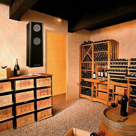 EuroCave INOA 600 Wine Cellar Cooling Unit (Max Room Size = 850 cu. ft.) - Wine…