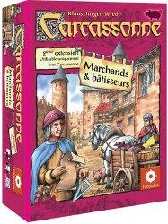 Tric Trac - jeux : Carcassonne : Marchands et bâtisseurs de Klaus-Jürgen Wrede
