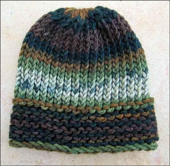Altered Scrapbooking: Mens Loom Knit Hats Do it yourself Pinterest Loom...