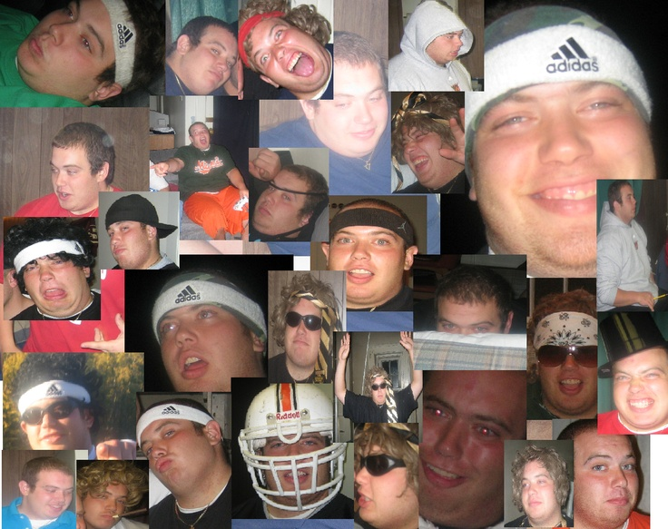 Donald F. Geezerman Collage