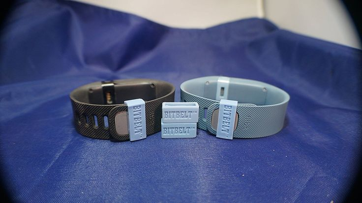 Bitbelt Fitbit Charge, Fitbit Force, Garmin Vivofit, Disney MagicBand Clasp Fix. Secondary Clasp Security. Bitbelt Invented the Fitbit Clasp Fix *** Tried it! Love it! Click the image. : Fitness Technology