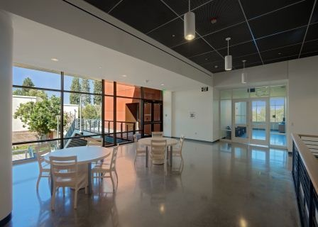 Los Angeles Valley College Library And Academic Resource Center 93000 SF San Fernando