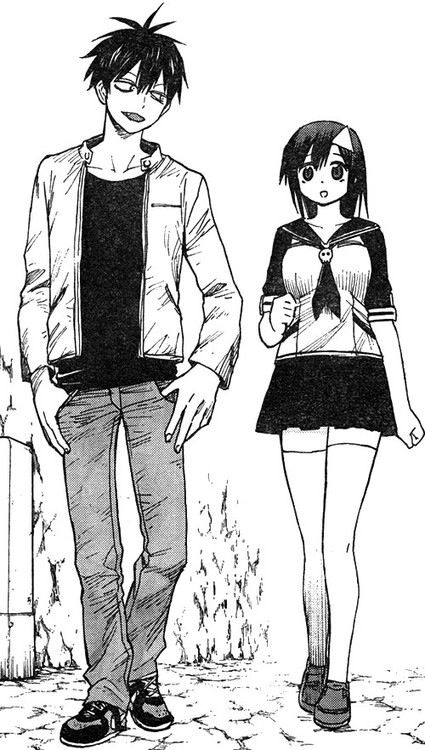 blood lad staz and fuyumi relationship quizzes