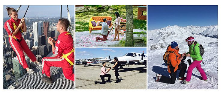 Idea's on planning the perfect proposal! Read them all on our blog.