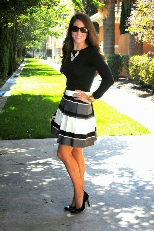 skirt is so cute