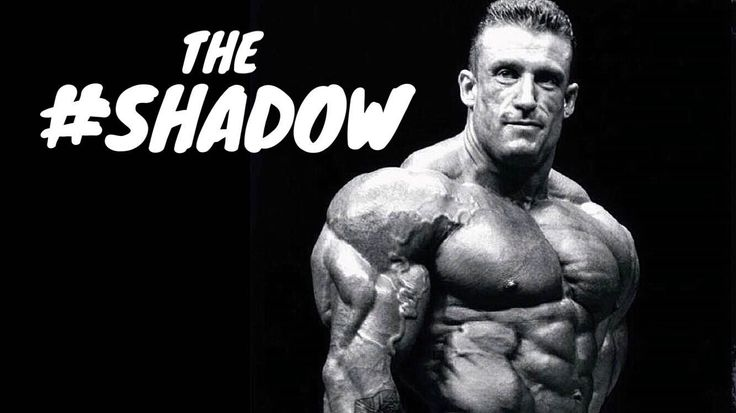 DORIAN YATES - THE ORIGINAL MASS MONSTER