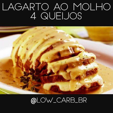 """620 curtidas, 49 comentários - LOW CARB BRASIL (@low_carb_br) no Instagram: """"Receita low carb  ➡LAGARTO RECHEADO 1,5 kg de lagarto redondo 300 g de bacon 200 g de linguiça…"""""""