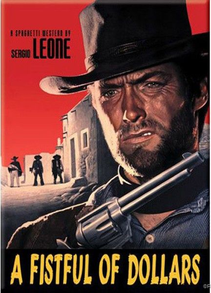 The Spaghetti Western, the names Eastwood, clint!