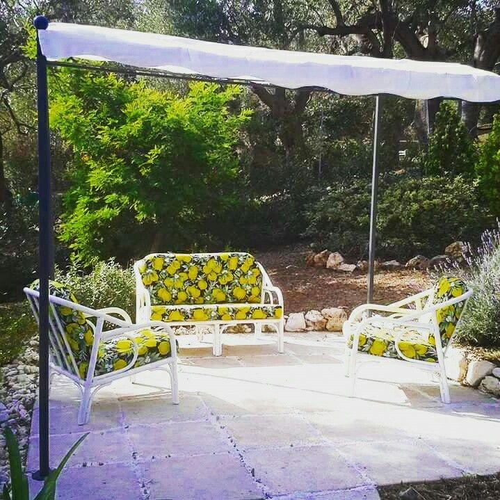 Relax in giardino #casavacanze #cilento #estateinrelax