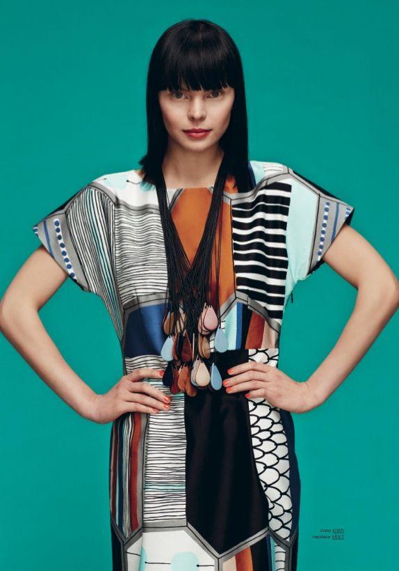 Marimekko Fall 2013: Kimpi dress