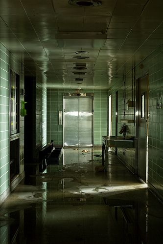 Abandoned Chicago Hospital