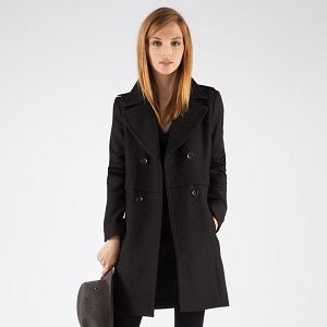 Military-Style Coat   Coats and jackets   Comptoir des Cotonniers