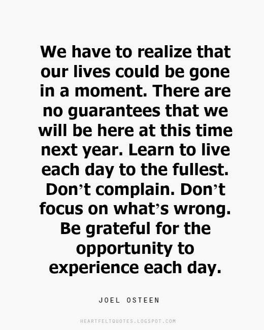 Joel Osteen Quotes | Heartfelt Quotes