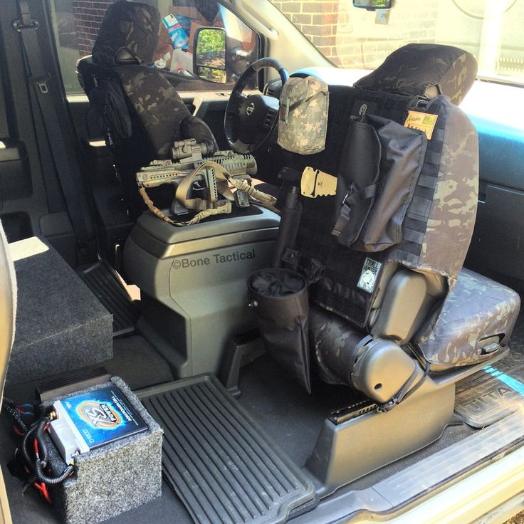 Jeep Tactical Seat Cover