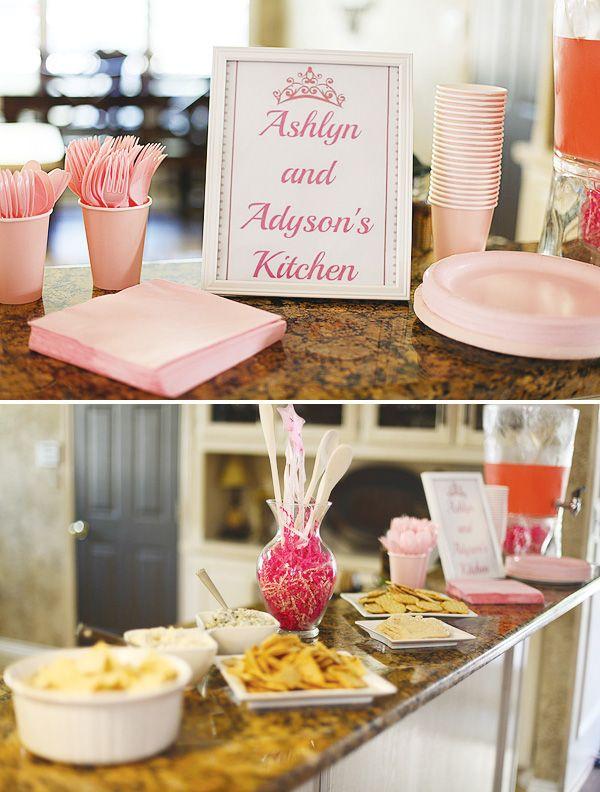 pink-princess-cooking-party-food