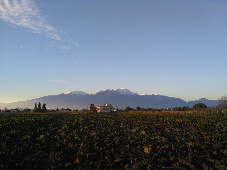 #MountOlympus #MontOlympe, Pieria, Northern #Greece, Nov. 29, 2015, morning