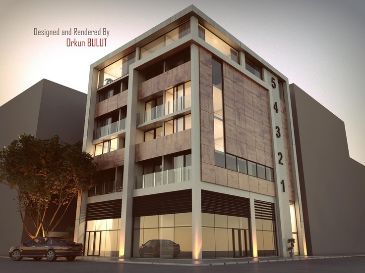 office building design by me..