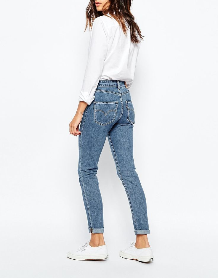 Levis | Levis 721 High Rise Skinny Jeans at ASOS