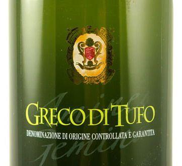 Mastroberardino Greco di Tufo   Un vino antico