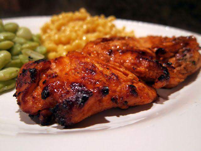 Grilled Buffalo Chicken | Plain Chicken