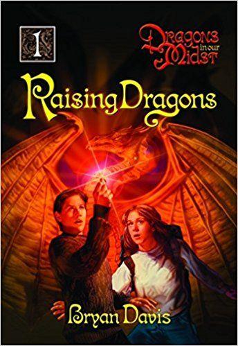 """Raising Dragons"" 2 book in HA MS book club-one of Savannah's favorite books."