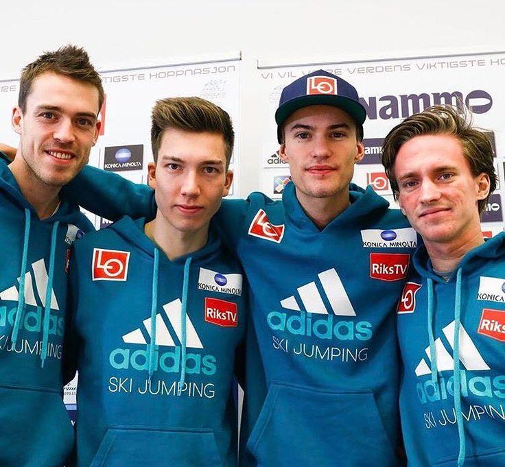 "363 Likes, 1 Comments - Team Norway (@team.norway) on Instagram: ""Boys for gold  #AndreasStjernen #JohannForfang #DanielAndreTande #AndersFannemel …"""