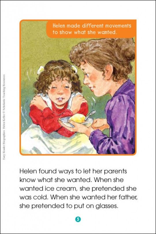 34 best images about Helen Keller Unit Study on Pinterest | Helen ...